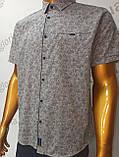 Мужская рубашка,Батал, Amato. AG29836r. Размеры: 2XL,3XL,4XL,5XL., фото 4