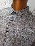 Мужская рубашка,Батал, Amato. AG29836r. Размеры: 2XL,3XL,4XL,5XL., фото 6