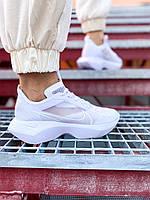 Женские кроссовки Nike Vista White \ Найк Виста Белые \ Жіночі кросівки Найк Віста Білі