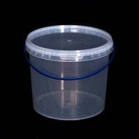 Ведро пластиковое пищевое, для меда 5 л. Упаковка (50 шт.), фото 1