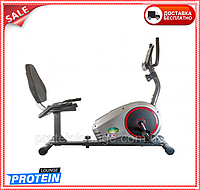 🔥 Велотренажер для дома горизонтальный магнитный USA Style Good Life GL413