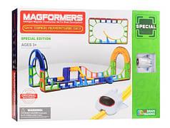 Конструктор Magformers магнитный LQ643 «Магнитный трек» 44 детали