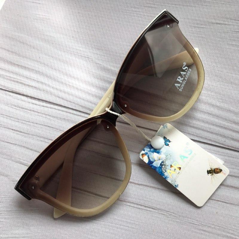 Солнцезащитные женские очки градиент