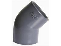 Колено 45° Pimtas ПВХ (PVC) d16