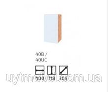 Кухня Софт 400 В вотан/білий (Сокме)