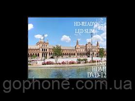 """Телевизор Liberton 17"""" HD-Ready/DVB-T2/USB, фото 3"""
