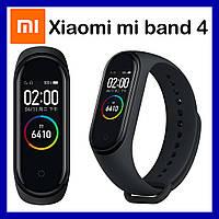 Фитнес браслет Xiaomi Mi Band 4 Black (Черный)