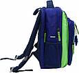 Рюкзак школьный Bagland Школьник 8 л. Электрик (зеленая машина 20) (00112702), фото 2