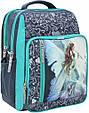 Рюкзак школьный для девочки Bagland Школьник 8 л. 321 сірий 90 д (00112702), фото 6
