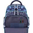 Рюкзак школьный Bagland Mouse 321 серый 611 (0051370), фото 6