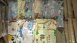 Набор постельный в детскую кроватку, разные расцветки, фото 2