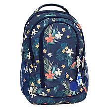 Рюкзак Bagland Бис 19 л. сублимация (цветы) (00556664)