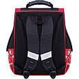 Рюкзак школьный каркасный Bagland Успех 12 л. Черный 372 (00551702), фото 3