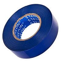 Изолента STENSON 25 м Синяя 10шт