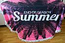 Пляжный коврик end of season summer полотенце плед покрывало пляжний рушник покривало килимок, фото 3