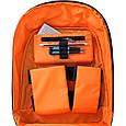 Рюкзак для ноутбука Bagland Advantage 23 л. Чёрный (0013566), фото 10