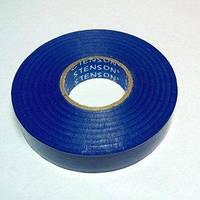 Изолента STENSON 30 м Синяя 10шт