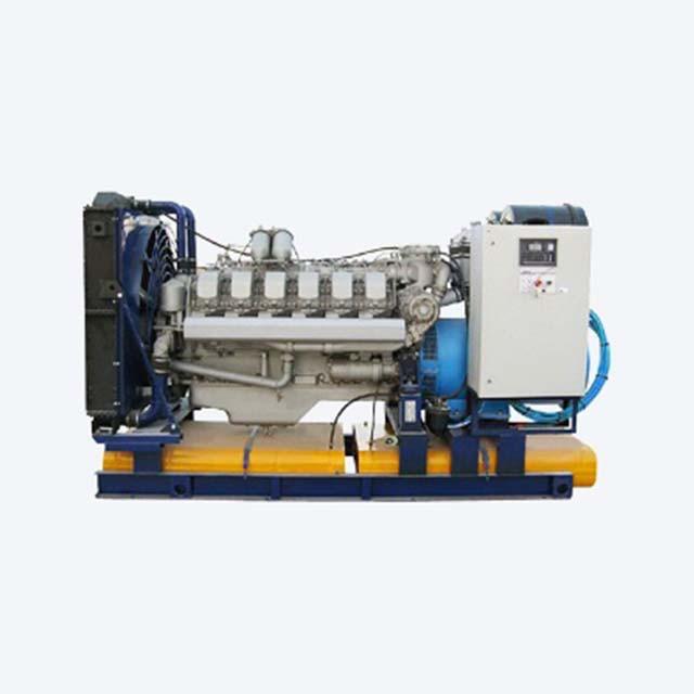 Дизельная генераторная установка ТДГА-350МЕ