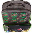 Рюкзак школьный для мальчика Bagland Школьник 8 л. 327 хаки 270к (00112702), фото 4