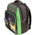 Рюкзак школьный для мальчика Bagland Школьник 8 л. 327 хаки 270к (00112702), фото 5