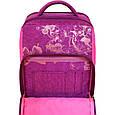 Рюкзак школьный Bagland Школьник 8 л. 143 малина 389 (00112702), фото 4