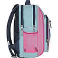Рюкзак для девочки Bagland Школьник 8 л. тиффани 65д (00112662), фото 2