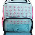 Рюкзак для девочки Bagland Школьник 8 л. тиффани 65д (00112662), фото 4