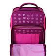 Рюкзак школьный Bagland Школьник 8 л. 143 малиновый 118д (0012870), фото 4