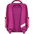 Рюкзак школьный Bagland Школьник 8 л. 143 малиновый 141д (0012870), фото 3