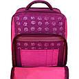 Рюкзак школьный Bagland Школьник 8 л. 143 малиновый 137д (0012870), фото 4