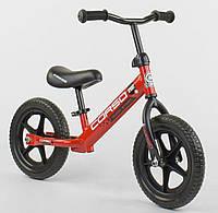 Велобег (беговел) CORSO колеса EVA 12 дюймов арт. 32003
