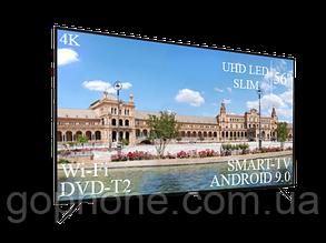 """Телевізор Liberton 56"""" Smart-TV/DVB-T2/USB АДАПТИВНИЙ UHD,4K/Android 9.0, фото 2"""