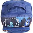 Рюкзак школьный Bagland Школьник 8 л. синий 432 (0012870), фото 4