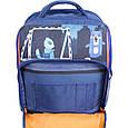 Рюкзак школьный Bagland Школьник 8 л. синий 432 (0012870), фото 5