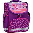 Рюкзак школьный каркасный с фонариками Bagland Успех 12 л. фиолетовый 409 (00551703), фото 2