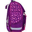 Рюкзак школьный каркасный с фонариками Bagland Успех 12 л. фиолетовый 409 (00551703), фото 3