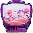 Рюкзак школьный каркасный с фонариками Bagland Успех 12 л. фиолетовый 409 (00551703), фото 7