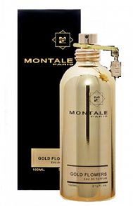 Парфюмированная вода Montale Gold Flowers 100ml унисекс