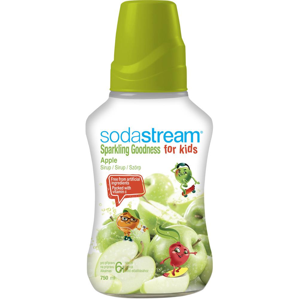 Сироп Sodastream Яблоко For Kids 750 ml