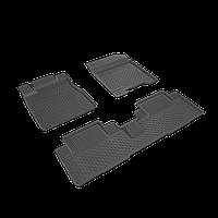 Автомобильные коврики в салон SAHLER 4D для HONDA CR-V 2012-2018 HO-01
