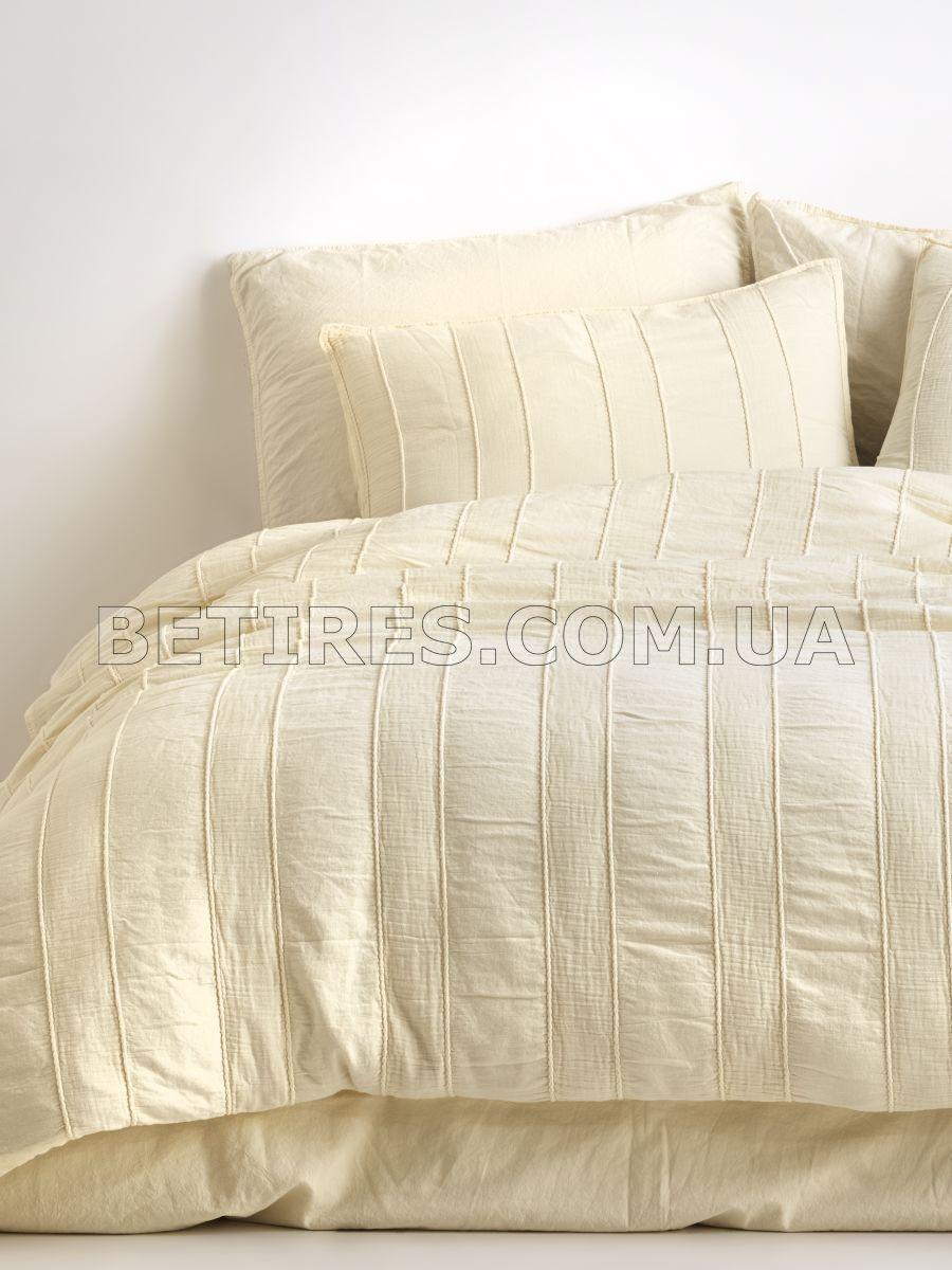 Комплект постельного белья 200x220 LIMASSO ANDALUSIA AKDENIZ KREM кремовый