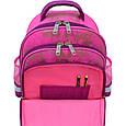 Рюкзак школьный Bagland Mouse 143 малиновый 389 (0051370), фото 5