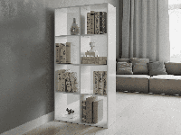 Стеллаж для книг, игрушек и цветов, полка для книг, стеллаж для зонирования комнаты P0017