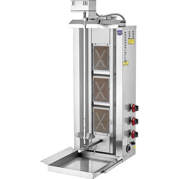 REMTA Аппарат для шаурмы газовый D06MZ (D15 LPG)