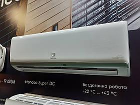 Спліт-система (інвертор) Electrolux EACS/I-09 HM/N3_15Y серія Monaco Super DC Inverter