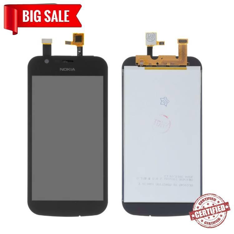 Модуль (дисплей+сенсор) Nokia 1 TA-1060/Dual Sim TA-1047 чорний