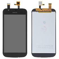 Модуль (дисплей+сенсор) Nokia 1 TA-1060/Dual Sim TA-1047 чорний, фото 2