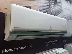 Спліт-система (інвертор) Electrolux EACS/I-12 HM/N3_15Y (Кондиціонер Monaco Super DC Inverter)