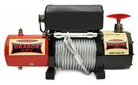 Электрическая лебедка Dragon Winch Maverick 8000HD