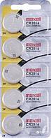 Батарейки Maxell CR2016